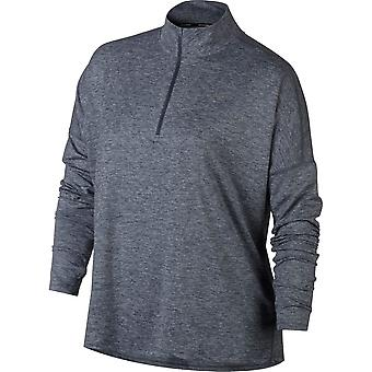 Nike Dry Element HZ Top (Plus Size)  Womens