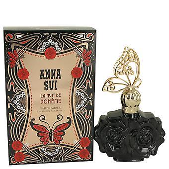 Anna sulla Nuit de Bohème Eau de Parfum 75ml Spray