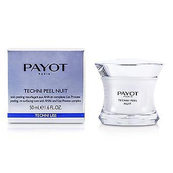 Payot Techni Peel Nuit - Peeling & Re-Surfacing Care - 50ml/1.6oz