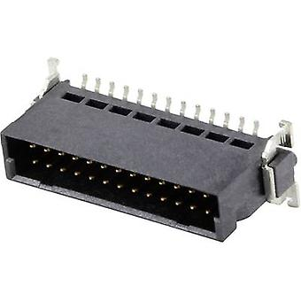 SMC multipole connector 244854 Total number of pins 12 No. of rows 2