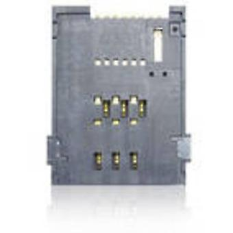SIM Card connector No. of contacts: 4 + 2 Push, Push Yamaichi