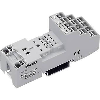 Relay socket 1 pc(s) WAGO 858-100