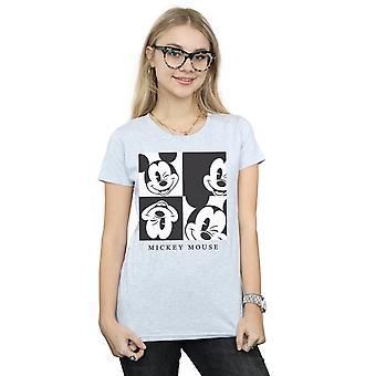 Disney Women's Mickey Mouse Wink T-Shirt