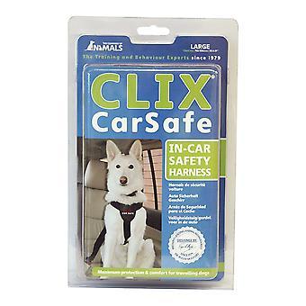CLIX Dog CAR SAFE Harness Large