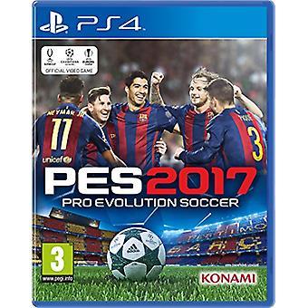 PES 2017 (PS4)