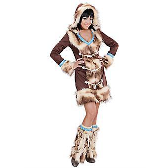 Aikaa Eskimo Girl Costume