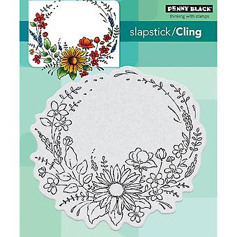 Penny Black Cling Stamps-Embrace