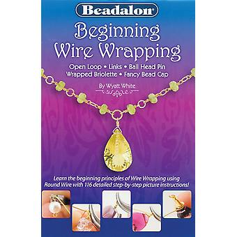 Beadalon Books-Beginning Wire Wrapping