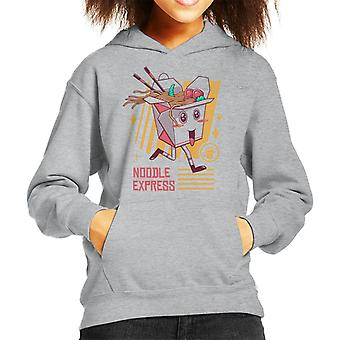 Noodle Express Kid's Hooded Sweatshirt