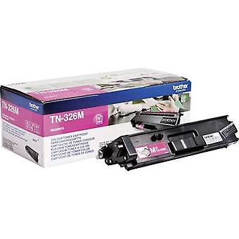 Toner cartridge Original Brother TN-326M Magenta Page yield 3500 pages