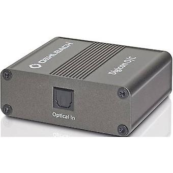 Oehlbach Audio/phono Converter Digicon O/C [Toslink - RCA Digital]