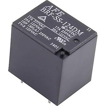 AFE BRF-SS-112DM PCB relay 12 Vdc 20 A 1 maker 1 pc(s)