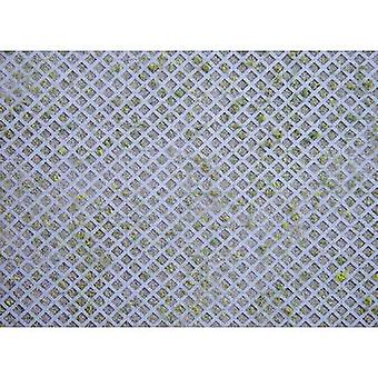 H0 Decorative wall Grass and paving Faller 170625