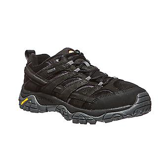 Merrell Moab 2 smooth GTX men's hiking boots black