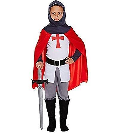 Henbrandt Crusader Knight, Boys Costume
