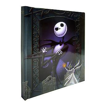 Nightmare Before Christmas-JACK MUSICAL NOTEBOOK