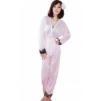 Waooh - Lingerie - set pigiama con pizzo
