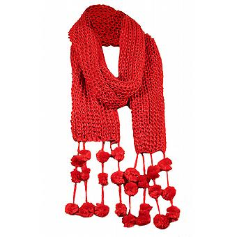 Waooh - Fashion - scarf with pompoms