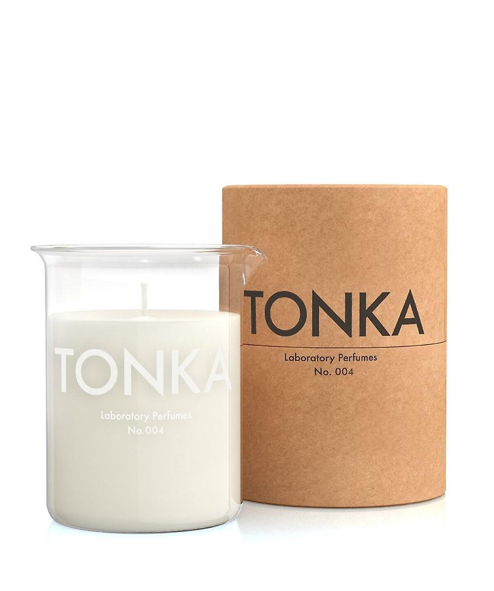 Laboratoire de parfums bougie Tonka No 004