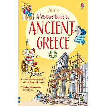 A Visitor's Guide to Ancient Greece by Lesley Sims - 9781409566168 Bo