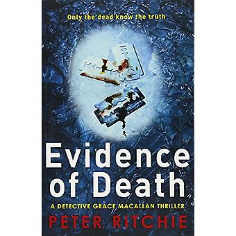 Evidence of Death by Peter Ritchie - 9781785301452 Book