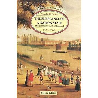 ظهور دولة كومنولث إنجلترا 15291660 سميث & ألن غ. ر.