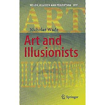 Art and Illusionists - 2016 by Nicholas Wade - 9783319252278 Book