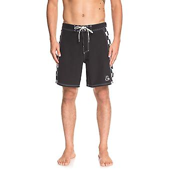 Quiksilver Highline Checker Arch 18 Technical Boardshorts