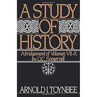 Un estudio de la historia: abreviación de Vols VII-X