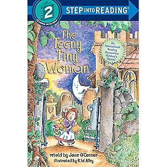 Die Teeny Tiny Frau (Einzelschritt - Stufe 2 - Taschenbuch zu lesen)