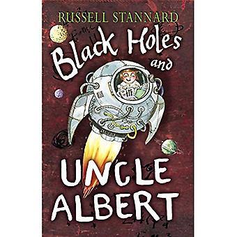 Agujeros negros y tío Albert