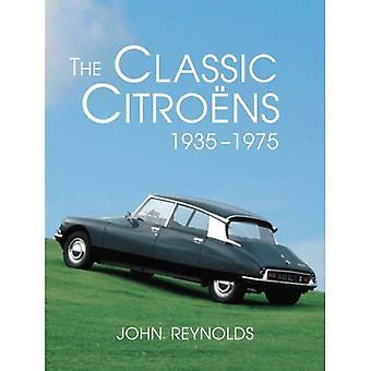 Den klassiske Citroens, 1935-1975
