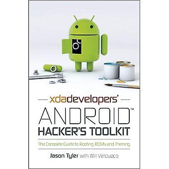 Kit de ferramentas de Hacker Android dos desenvolvedores do XDA: O guia completo para o enraizamento, ROMs e temas