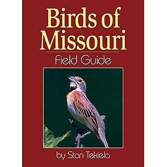 Birds of Missouri Field Guide (Field Guides)