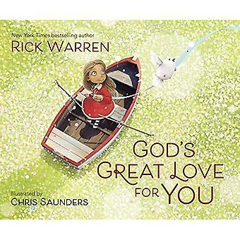 Grand amour de Dieu pour vous