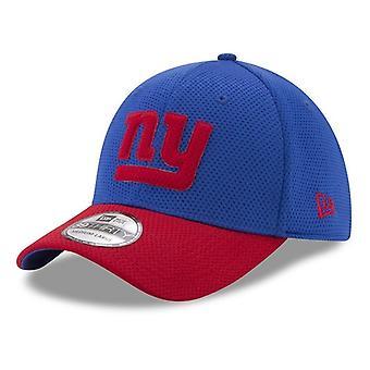 New York Giants NFL nieuw tijdperk 39Thirty Logo Surge Stretch uitgerust hoed