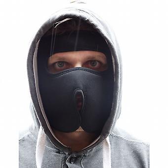 BodyRip Neopren schützende Motorrad Bike Maske Cover Face