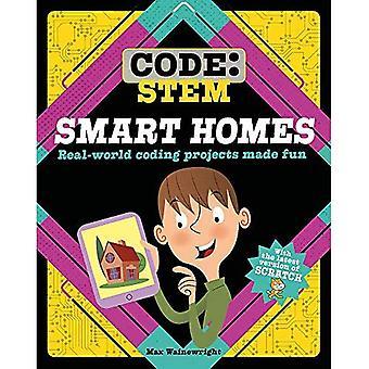 Kod: HEJDA: Smart Homes (kod: STEM)