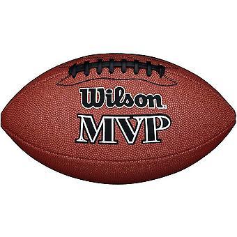 Wilson MVP officiel Football américain ballon Tan