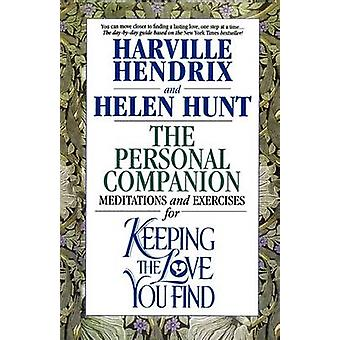 The Personal Companion A Workbook for Singles by Hendrix & Harville