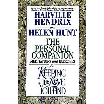 De persoonlijk begeleider A werkmap voor Singles van Hendrix & Harville