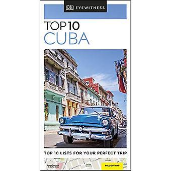 Top 10 Cuba by Top 10 Cuba - 9780241355015 Book