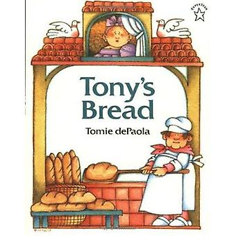 Tony's Bread by Tomie DePaola - 9780698113718 Book