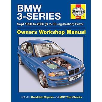 BMW 3-Series Service and Repair Manual - 9780857339492 Book