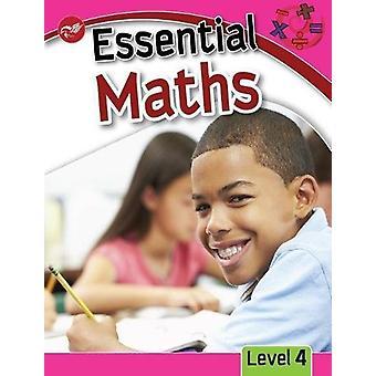 Essential Maths - Level 4 by Jayashri Bhattacharya - 9788131917213 Book
