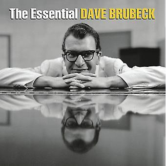 Dave Brubeck - väsentliga Dave Brubeck [Vinyl] USA import