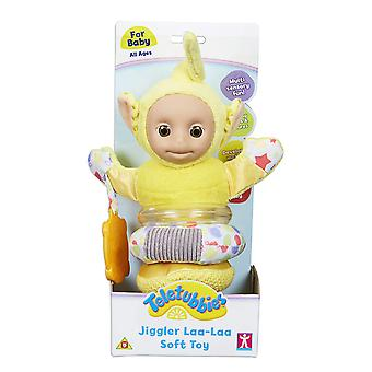 Teletubbies 6798 Jiggler Laa Soft Toy