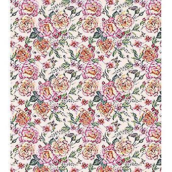 Craft Consortium Rose Palace decoupage papper (CCDECP308)
