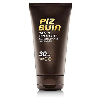 Piz Buin Tan and Protect Solar Lotion Intensifier of the bronzing spf 30 of 150 ml