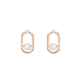 Swarovski Stainless Steel Pin Earrings - 5468118